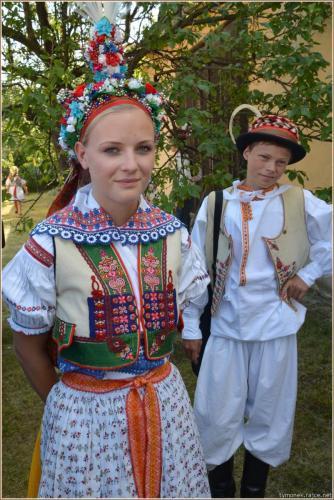 Dívka z Javorníka, červenec 2014