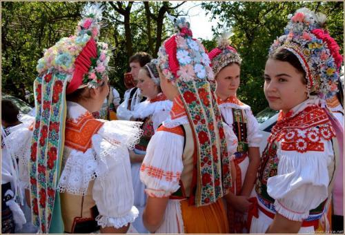 Dívky z Lipova, červenec 2014