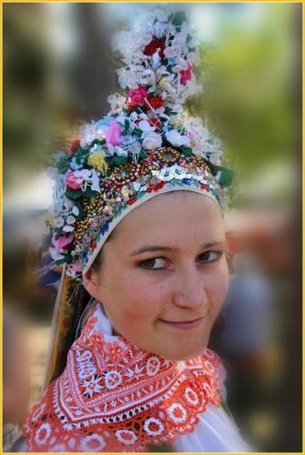Dívka ze Suchova, červenec 2014